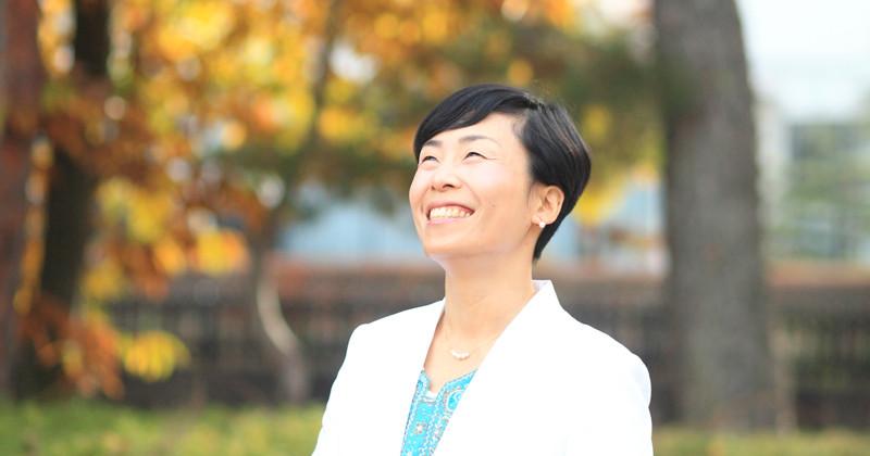 佐藤志穂 笑顔のチカラ