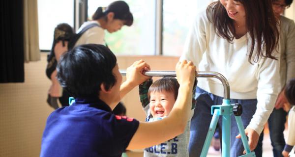 運動遊び教室・リトミック・ベビーダンス