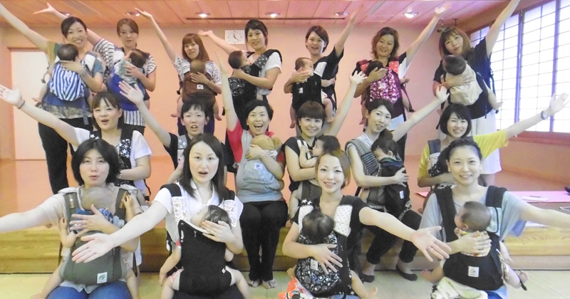輝く笑顔の専門家 佐藤志穂 ベビーダンス